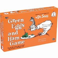 Green Eggs and Ham Children's Game