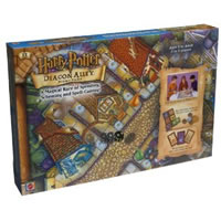 Harry Potter Diagon Alley Board Game