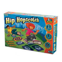 Hip Hopscotch Children's Game