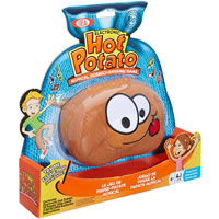 Hot Potato Children's Game