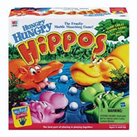 Hungry Hungry Hippos Children's Game