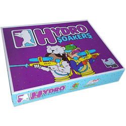 Hydro Soakers Board Game