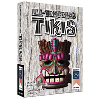 Ill-Tempered Tikis Game