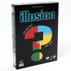 Illusion Game