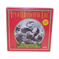 It's A Wonderful Life Board Game