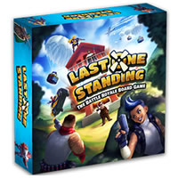 Last One Standing Board Game