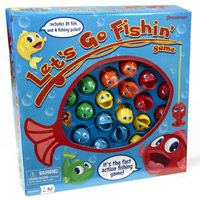 Let's Go Fishin' Children's Game