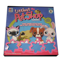 Littlest Pet Shop Children's Game