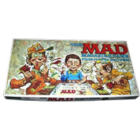 Mad Magazine Board Game