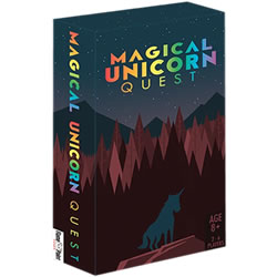 Magical Unicorn Quest Game