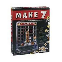 Make 7 Children's Game