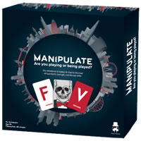 Manipulate Board Game