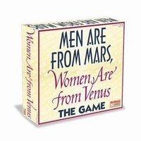 Men - Mars/Women - Venus Board Game