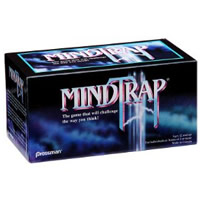 MindTrap Board Game
