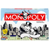 RULES GAME MONOPOLY