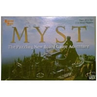 Myst Board Game
