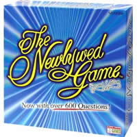 The Newlywed Game Board Game