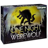 One Night Ultimate Werewolf Game