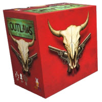 Outlaws Board Game