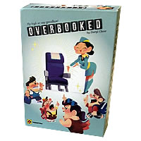 Overbooked Board Game