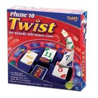 Phase 10 Twist Board Game
