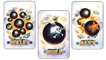 Snowball Fight Cards