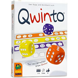 Qwinto Game