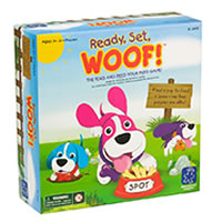 Ready Set Woof Children's Game