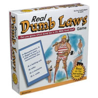 Real Dumb Laws Board Game