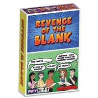 Revenge Of The Blank Game