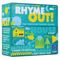 Rhyme Out Game