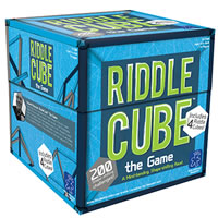 Riddle Cube Children's Game