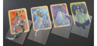 Rise Of The Exiled Cards