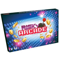 Risky Arcade Board Game