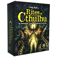 Rites Of Cthulhu Game