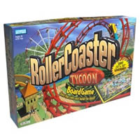 Roller Coaster Tycoon Board Game
