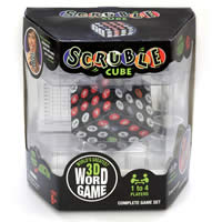 Scruble Cube Game