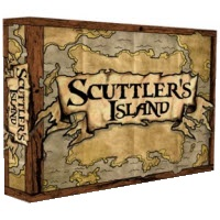 Scuttler's Island Board Game
