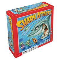 Shark Attack Board Game