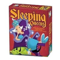 Sleeping Queens Game