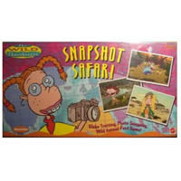 Snapshot Safari Children's Game