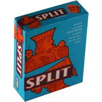 split card game