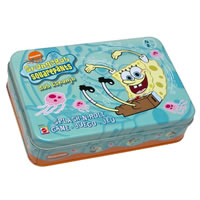 SpongeBob Splash and Roll Board Game