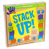 Stack Up Children's Game