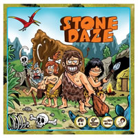 Stone Daze Board Game