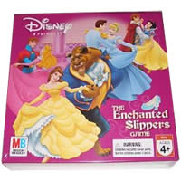 The Enchanted Slippers Children's Game
