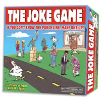 The Joke Game Board Game
