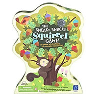 The Sneaky Snacky Squirrel Children's Game