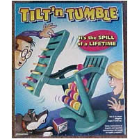 Tilt'n Tumble Children's Game