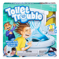 Toilet Trouble Children's Game